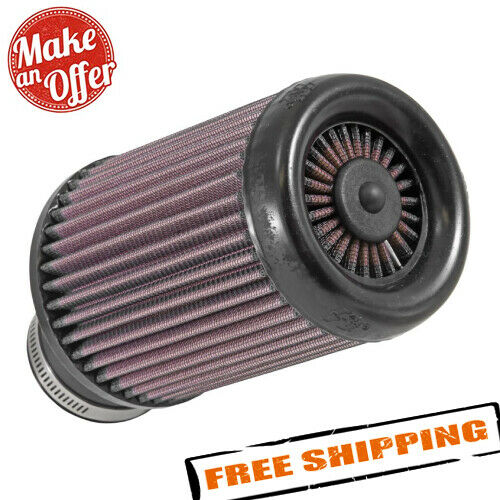 K&N RX-3800 Universal X-Stream Clamp-on Air Filter