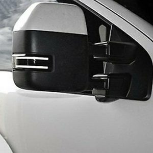 Recon 264245WHBKX Towing Mirror Lenses for Ford F-250/F-350/F-450 Super Duty