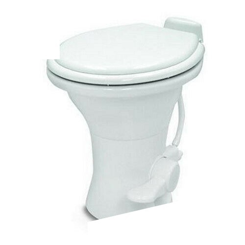 Dometic 310 Toilet White with Slow Close Seat - 302310081