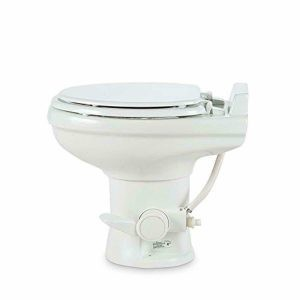 Dometic 320 Toilet, Standard Height w/o Hand Spray - White - 302320081