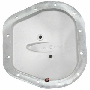 """G2 Axle & Gear 40-2012AL Differential Cover for Ford 9.75"""" (Raw Aluminum)"""