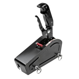 B&M 81052 Automatic Gated Shifter - Magnum Grip Stealth Pro Stick