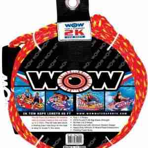 WoW World of Watersports 11-3000 Towable Tube Tow Rope