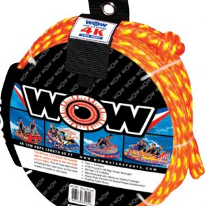 WoW World of Watersports 11-3010 Towable Tube Tow Rope