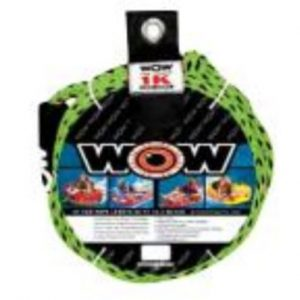 WoW World of Watersports 17-3010 Towable Tube Tow Rope