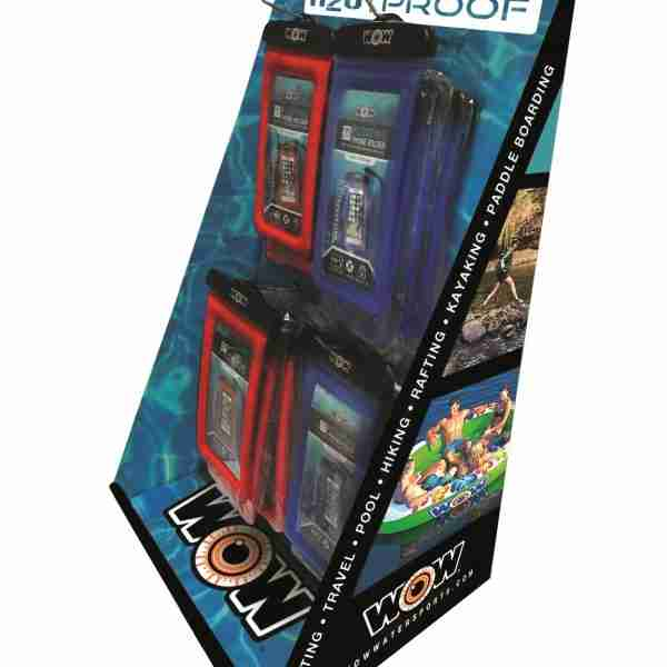 WoW World of Watersports 19-5130 Point Of Purchase Display
