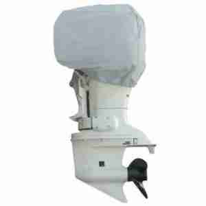 Titan Marine Products 70000P-10 Boat Motor Cover