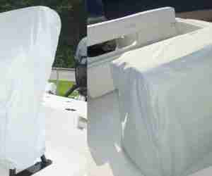 Titan Marine Products 84013P-10 Boat Chair Cover