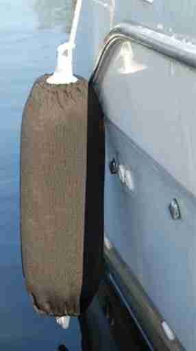 Taylor Made 9205R Boat Fender Cover