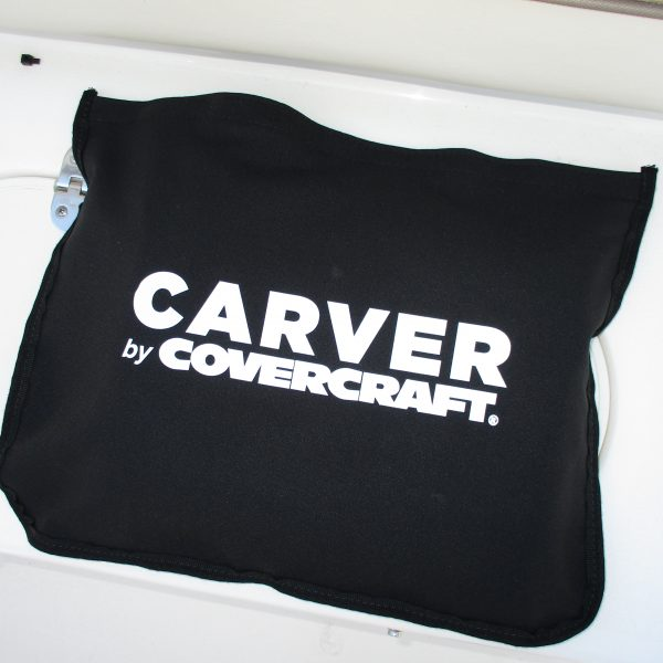 Carver TS5-WHT Boat T-Top Shade Extension