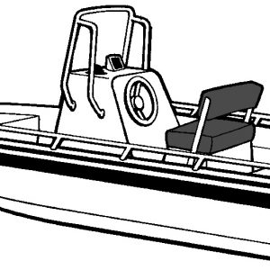 Titan Marine Products 71218P-10 Boat Cover