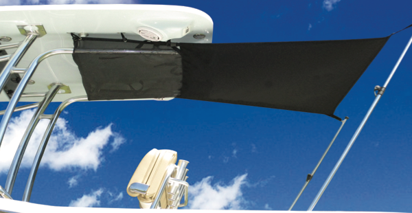 Carver TS6-WHT Boat T-Top Shade Extension