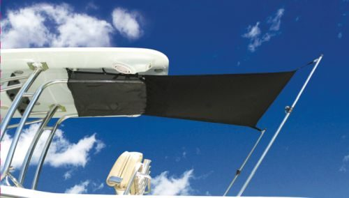 Carver TS5-BLK Boat T-Top Shade Extension